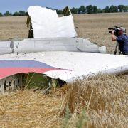 Chef-Ermittler: Flug MH17 höchstwahrscheinlich abgeschossen (Foto)