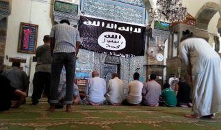 Bundesregierung verbietet IS-Aktivitäten in Deutschland (Foto)