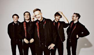 Kraftklub 2014: Neues Album und große Tour (Foto)