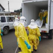 USA verstärken Kampf gegen Ebola (Foto)