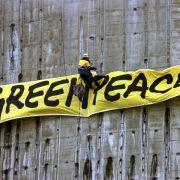 Greenpeace verliert nach Finanzskandal tausende Geldgeber (Foto)