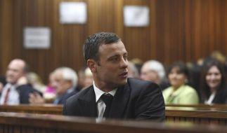 Da das Gericht ihn nicht wegen Mordes verurteilt, entgeht Oscar Pistorius der Höchststrafe. (Foto)