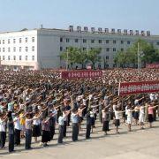 Nordkorea veröffentlicht eigenen Menschenrechtsbericht (Foto)