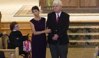 Mutter von James Foley wirft Regierung Einschüchterung vor (Foto)