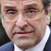 Samaras: «Griechenland braucht kein neues geliehenes Geld» (Foto)