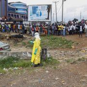 US-Forscher befürchten Hunderttausende Ebola-Fälle (Foto)