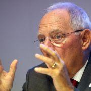 Zeitung: Schäuble plant Steuervergünstigung für Konzerne (Foto)