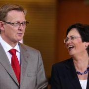 Machtwechsel in Thüringen möglich - SPD siegt in Brandenburg (Foto)