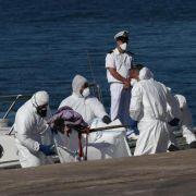Schweres Schiffsunglück: Bis zu 500 Tote! (Foto)