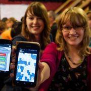 Roboter und Apps: Jugendliche programmieren bei «Jugend hackt» (Foto)
