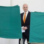 Schwedens Sozialdemokraten suchen nach Wahlsieg Partner (Foto)