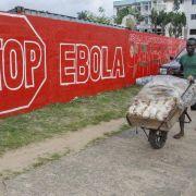 Liberia bittet Deutschland um Hilfe gegen Ebola (Foto)