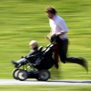 Mehr Väter in Babypause: Budget für Elterngeld steigt leicht (Foto)