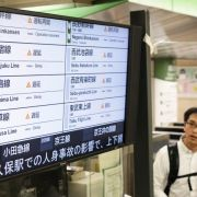 Starkes Erdbeben erschüttert Tokio (Foto)