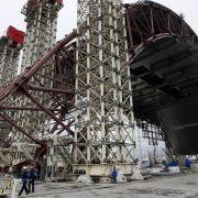 Millionen fehlen: Baustopp für Tschernobyl-Schutzhülle droht (Foto)