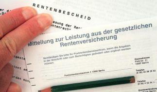 DIW: Rentenbeitrag könnte 2015 sinken (Foto)