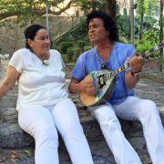 Costa Cordalis besucht seine Krisen-Familie (Foto)