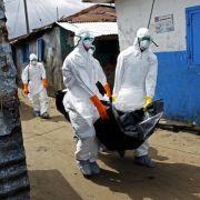 UN warnen vor Kollaps der Ebola-Staaten (Foto)