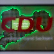 CDU und Grüne setzen Sondierungsgespräche in Sachsen fort (Foto)