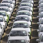 Brasilien und Russland belasten Autoindustrie (Foto)