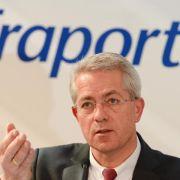 Fraport-Chef: Drittes Terminal ab 2021 notwendig (Foto)