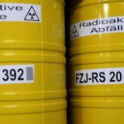 Greenpeace: Atommülltransport in die USA illegal (Foto)