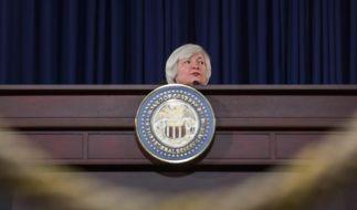 Fed lässt weiter auf Zinswende warten (Foto)