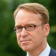EZB-Rat: Weidmann darf imMai erstmals nicht mitstimmen (Foto)
