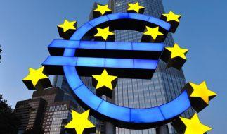 Banken leihen sich 82,6 Milliarden Euro bei der EZB (Foto)