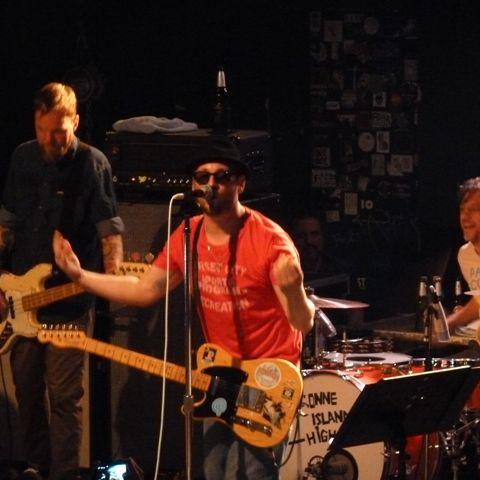 Die beste Live-Band Deutschlands in der Messestadt (Foto)