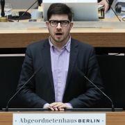 Berliner Piraten-Chef Lauer tritt aus Partei aus (Foto)