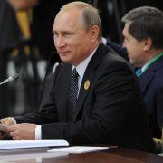 Bericht: Putin soll Einmarsch in EU als Option genannt haben (Foto)