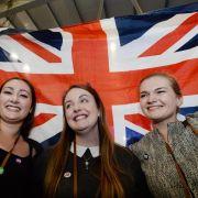 Schotten stimmen für Verbleib im Vereinigten Königreich (Foto)
