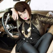 Berlin: Miss Platnum mit dem Song «Hüftgold»