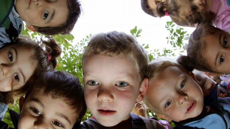 Am 20. September 2014 ist Weltkindertag. (Foto)