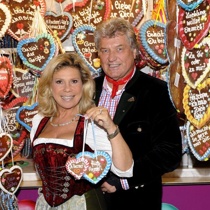 O'zapft is! im ZDF Fernsehgarten (Foto)