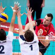 Bitteres Halbfinal-Aus für Deutschland, Polen im Finale (Foto)