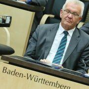 Kretschmann verteidigt Votum für Asylrechtsreform (Foto)