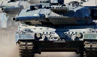 Rüstungsbranche droht wegen Exportbeschränkung mit Abwanderung (Foto)