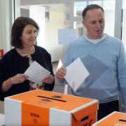 Wahlsieg der Konservativen in Neuseeland (Foto)