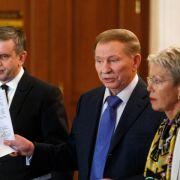Pufferzone soll Waffenruhe in der Ostukraine sichern (Foto)
