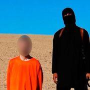 Ehefrau von britischer IS-Geisel appelliert an Terroristen (Foto)