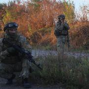Teilweiser Rückzug der Armee in Ostukraine (Foto)