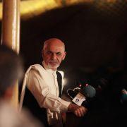 Ghani wird neuer Präsident in afghanischer Einheitsregierung (Foto)
