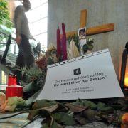 Prozess um Augsburger Polizistenmord geht in neue Runde (Foto)