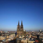 Selbstmord: Mann stürzt sich vom Kölner Dom (Foto)