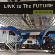 Bahntechnik-Branche vor Messe Innotrans zuversichtlich (Foto)