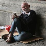 Obdachlose werden mit GPS-Peilsender überwacht (Foto)