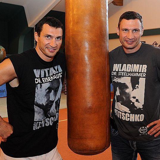 Klitschmann statt Klitschko! Boxstall wollte sie Walter und Willi nennen (Foto)