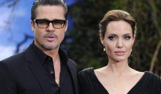 Mittlerweile hat es Angelina Jolie geschafft: Sie und Brad Pitt sind das Traumpaar Hollywoods. (Foto)